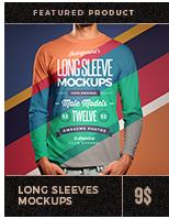 Urban T-Shirt Mockups - 8