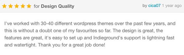 Journey - Personal WordPress Blog Theme - 21